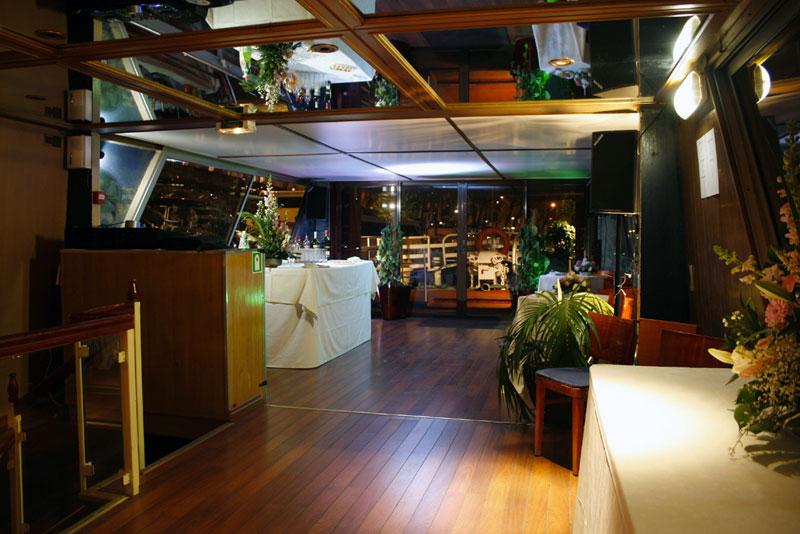 location dune pniche pour votre mariage salle originale sur la seine paris - Peniche Mariage Paris
